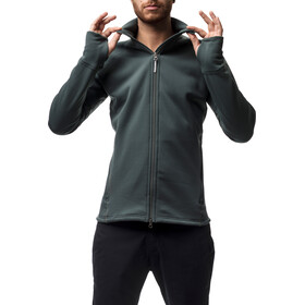 Houdini Power Jacket Herr deeper green